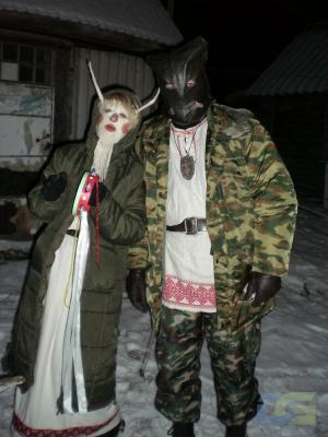 Коза и Долазник